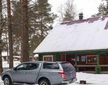 Отчёт о поездке в Карелию от наших гостей